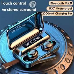 PROMOÇÃO  FONE TWS F9-5 BLUETOOTH  modelo EXCLUSIVO