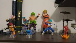 Vendo bonecos dragon ball
