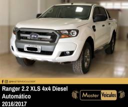 Ranger 2.2 XLS Diesel Automática, bancos em couro, oportunidade!