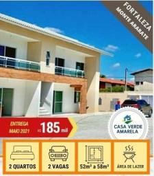 Apartamentos com 2 quartos Sapiranga