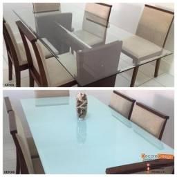 Plotagem (envelopamento) de mesa