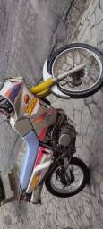 Vendo moto Sahara
