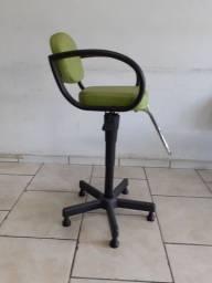 Cadeira para corte cabelo infantil HAISAN