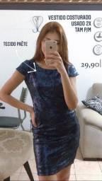 Vestido de paetê