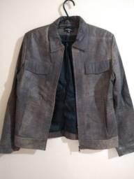 Jaqueta de couro Vanelli