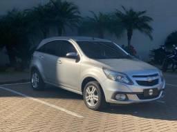 Chevrolet Agile 1.4 flex ltz - financia 100% Bom pra Uber