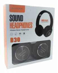 Fone bluetooth Headphones B30 Hmaston