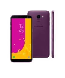 "Smartphone Samsung Galaxy J8 64GB, 16MP, Dual Chip, Android 8.0, 4GB, 6,0"" - Violeta<br><br>"