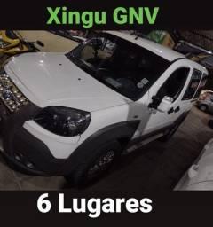 Dublo Xingu 1.8 Flex/GNV 2014 Super Conservado