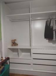 Guarda roupa closet novo