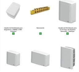 quadros de distribuição para disjuntores ate 72din