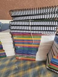 Livros poliedro todos do 1 ao vestibular