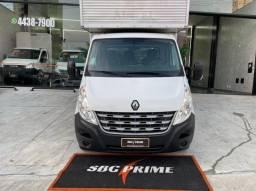 Título do anúncio: Renault Master Baú 2018 Completa Segundo Dono