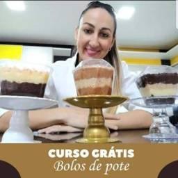 CURSO GRATUITO BOLO NO POTE