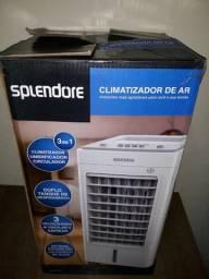 Título do anúncio: Climatizador de ar splendore
