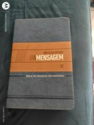 Bíblia de estudo A MENSAGEM