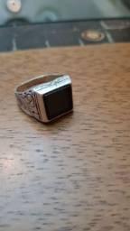 Anel de prata top tamanho 28/30