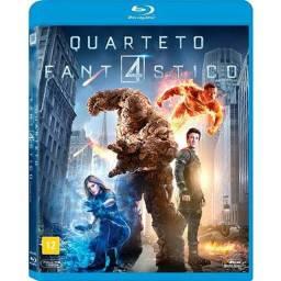 Blu-ray Quarteto Fantástico