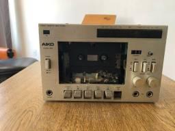 Gravador e Tocador de fita k7 (cassete) AIKO SYSTEM 3000