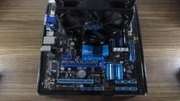 Kit AMD M5A78L-M Plus/USB3+Fx6100+8gb 1600mhz+Cooler Box