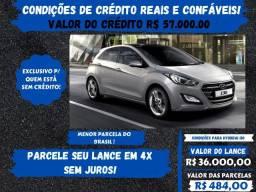 Hyundai i30 2015 - Antes do carro, vem o crédito, você já o possue? Pense nisto!
