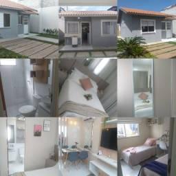 SFL- casa em bairro planejado com entrada a partir de $500.