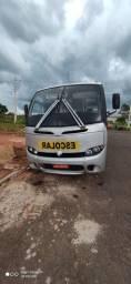 Micro ônibus carroceria caio Picolo motor X10 8-140