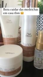 Shampoo e máscara