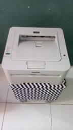 Impressora Brother HL 2130 monocromatica