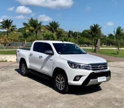 Toyota Hilux Cd Srx 4x4 2.8 Tdi 16V. Diesel Aut. 2018