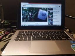 Notebook Asus Vivobook S200E-CT166H