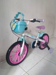 Bicicleta Frozen em perfeito estado