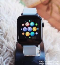 Relógio digital inteligente smartwatch N88 Faz e Recebe Ligações