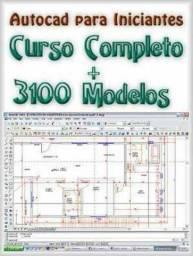 Curso Completo De Autocad Para Iniciantes + 3100 Modelos