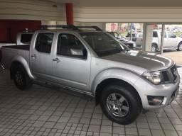 Nissan Frontier S_ 2.5TDI ( 190CV )_4x4 _1Dono_85MKM_ExtrANovA_LacradAOrIginaL_Placa A - 2014