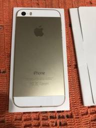 IPhone 5s gold 16g completo