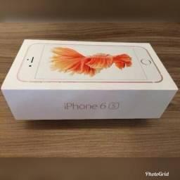IPhone 6s 64gb novo 1 ano de garantia, cartão 3x763 ou 6x399 ou 12x213