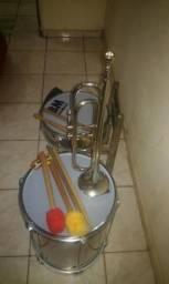 Vende se estes instrumentos,em ótima condição,nunca usados