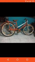 Vendo bike toda no rolamento