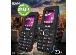 Celular blu z3 2chip mp3 rádio fm - entrega grátis