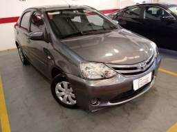 Toyota Etios Xs Sd - 2015