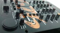 Mixer Gemini PS-976 Pro Platinum C/Sampler