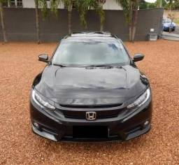 Honda Civic Touring 1.5 16v Turbo Flex 4p Cvt 2018 - 2018