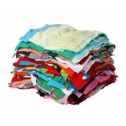 Estôpa de tecido para limpeza
