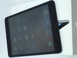 IPad Mini Space Gray 16GB ( Tablet iPadMini 16 GB ) - Completo com nota fiscal, otimo esta