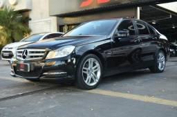 Mercedes-benz C-180 Avantgarde 2012 - 2012