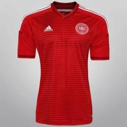 7f379553c6 Camisa original Dinamarca  LEIA O ANÚNCIO