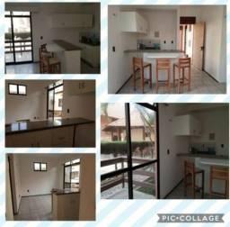 Flat apartamento no Porto das Dunas