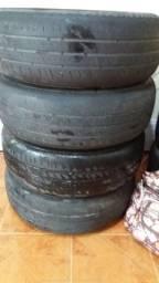 4 rodas corolla com pneus - 2009