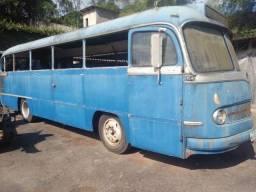 Ônibus 1960 motor 11/13
